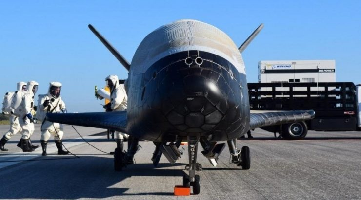 Air Force X 37B 740x411 0