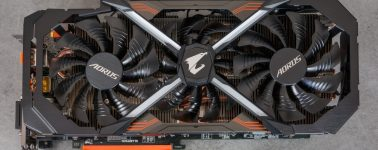 Review: Aorus GeForce GTX 1080 Ti Xtreme Edition 11G
