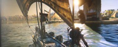 Assassin's Creed: Origins filtrado mostrando el nuevo motor gráfico Anvil