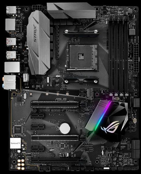 Asus ROG Strix B350 F Gaming 1 488x600 0