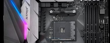 Asus ROG Strix X370-F Gaming: Placa base de alta gama para AMD Ryzen