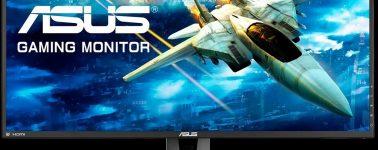 Asus VG275Q: Monitor gaming Full HD de 27″ con un precio que no concuerda