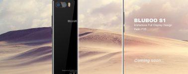 El Bluboo S1 (5.5″ sin marcos + Helio P25 + 4GB RAM) costaría unos 135 euros