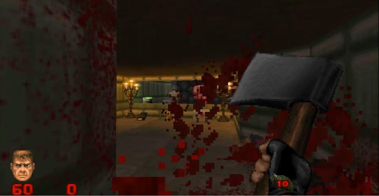 Brutal DOOM V21 Beta , toca brutalizarse de nuevo!
