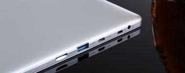Cube iWork1x: 11.6″ IPS FHD, Atom x5-Z8350, 4GB de RAM y Windows 10 por 141 euros