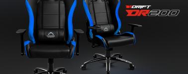 [Finalizado] #ECI6Aniversario – Sorteamos una silla gaming DRIFT DR200 personalizada