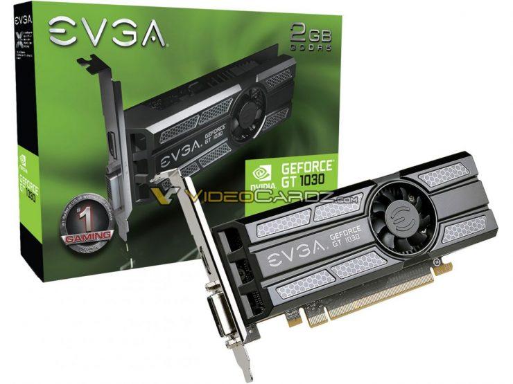 EVGA GeForce GT 1030 740x555 0