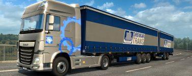 Euro Truck Simulators 2 se actualizará para añadir los remolque de doble eje