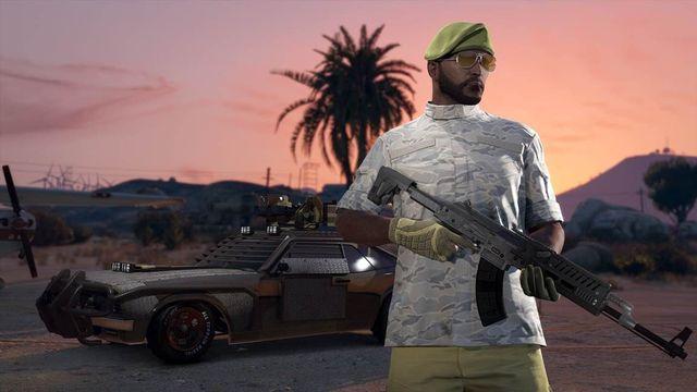 Violencia videojuegos GTA V