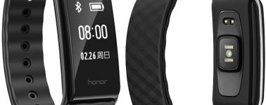 Honor Band A2: Smartband con pantalla OLED y certificación IP67 por 25 euros