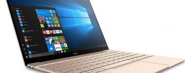 Huawei MateBook X y MateBook D: Un competidor del MacBook y un portátil de 15.6 pulgadas