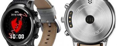 LEMFO LEM5 y LES1: Smartwatches con pantalla OLED, Android 5.1 y conexión 3G por 110 euros