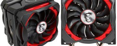 MSI Core Frozr XL: Nuevo disipador CPU de 1.3 kg de peso capaz de disipar TDPs de hasta 250W