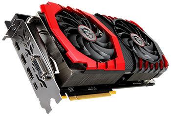 MSI GeForce GTX 1080 Ti Gaming X 11G USB Type C 1