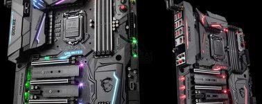 MSI Z270 Godlike: Placa base tope de gama con VRM de 18 fases para gamers y overclockers