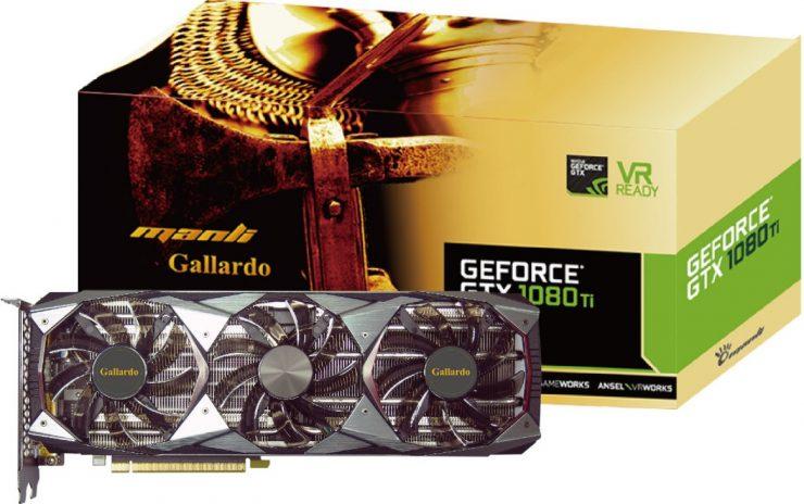Manli GeForce GTX 1080 Ti Gallardo 1 740x464 0