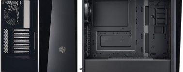 Cooler Master MasterBox Lite 5: Chasis atractivo por menos de 50 euros