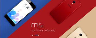 Meizu M5c: Un terminal básico para el mercado internacional a un alto coste