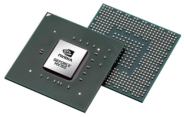 Nvidia GeForce MX150 0