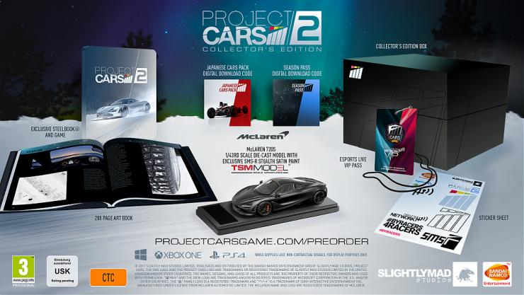 Project CARS 2 Edición Coleccionista 740x417 1