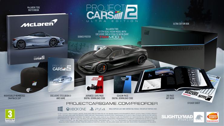 Project CARS 2 Edición Ultra 740x417 2