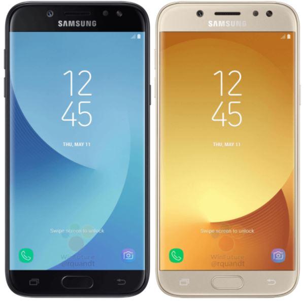 samsung galaxy j7 2017 y galaxy j5 2017 filtrados   el