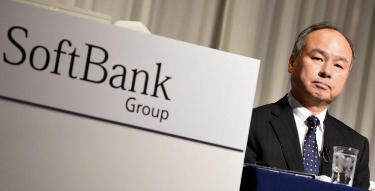 SoftBank CEO 740x377 0