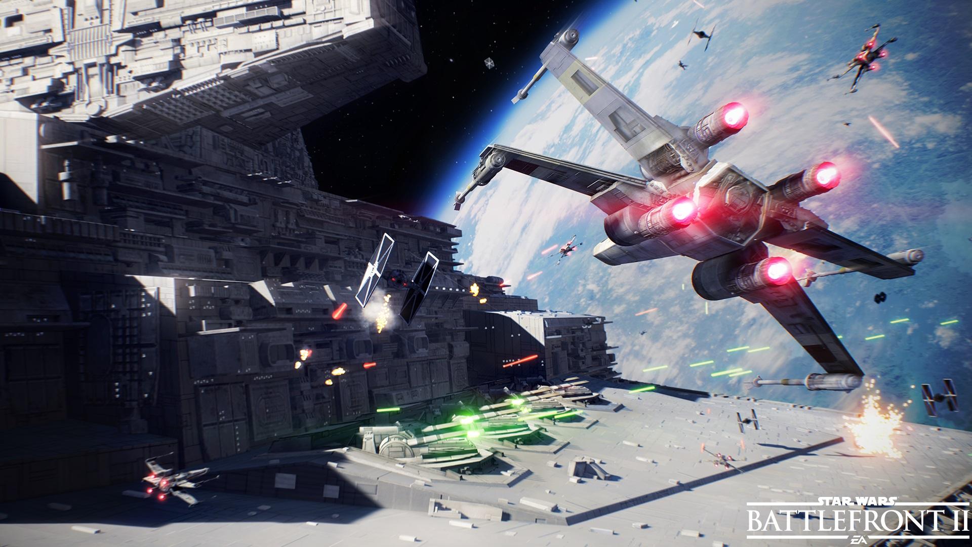 La pre-alpha de Star Wars: Battlefront 2 corre a 1080p @ 60 FPS en ...