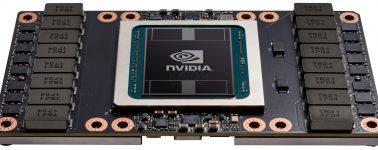 Nvidia Tesla V100 anunciada: 5210 CUDA Cores bajo la arquitectura Volta