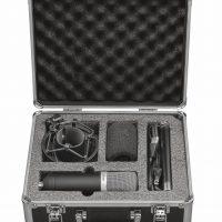 Trust Emita USB Studio, micrófono USB que promete calidad profesional por 100 euros
