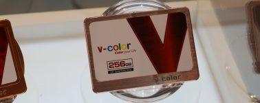#Computex – V-Color VSS100, SSDs de la compañía del arcoíris