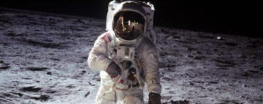 Reconstruyen la llegada a la Luna con fotos desclasificadas de la NASA