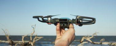 DJI Spark anunciado, el drone más pequeño de la compañía a un precio de 600 euros