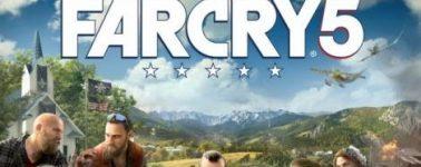 Ubisoft presenta el primer cartel oficial de Far Cry 5