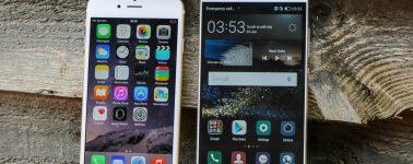 Huawei acorta distancia con Apple en ventas de smartphones
