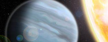 Descubren un planeta con la misma densidad que la espuma de poliestireno, el Kelt-11b