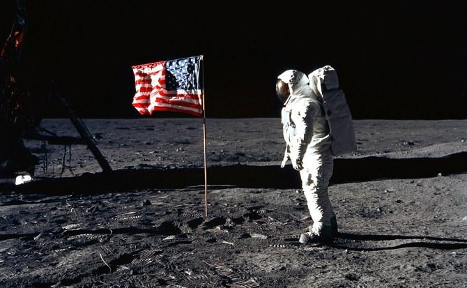 llegada luna apolo 11 0