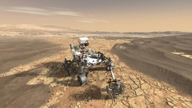 rover marte 2020 0