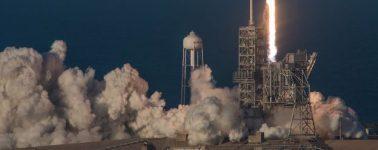 SpaceX realiza otro lanzamiento y pone en órbita el mayor satélite de su historia