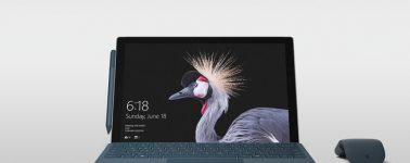Nueva Surface Pro: 13 horas de autonomía, lápiz mejorado y procesadores Kaby Lake