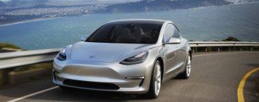 Tesla revela nuevos detalles acerca del Model 3 Performance: de 0 a 96 km/h en 3,5 segundos