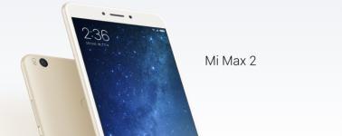 Con el nuevo Xiaomi Mi Max 2 no te faltará batería, ni pantalla