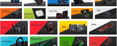 Gaming Week en Amazon: Monitores gaming, periféricos y hardware en oferta
