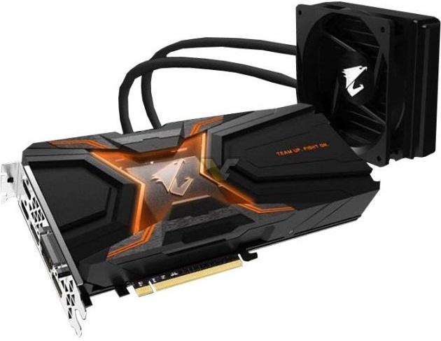 Aorus GeForce GTX 1080 Ti WaterForce Xtreme Edition filtracion 1 0