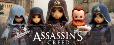 Assassin's Creed: Rebellion anunciado gratis para dispositivos Android e iOS