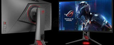 Los monitores gaming curvos no están teniendo éxito, la demanda cae