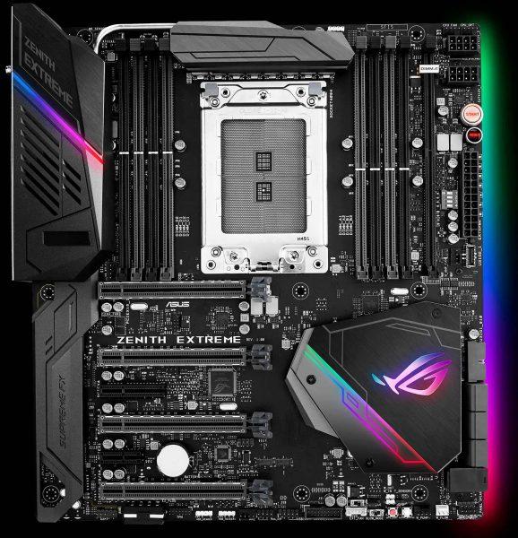 Asus X399 Zenith Extreme 578x600 0