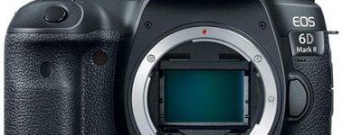 Canon EOS 6D Mark II filtrada, llegará el 29 de Junio por 1.999 dólares