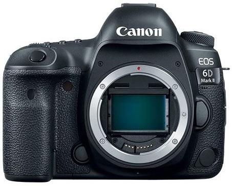 Canon EOS 6D Mark II 1 0