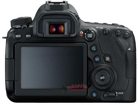 Canon EOS 6D Mark II 3 1